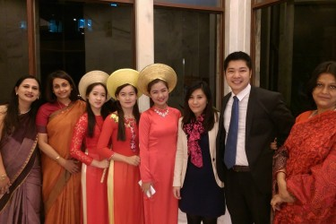 OM Tourism associates with EMBASSY OF VIETNAM IN INDIA to organise a Gala EVENING FOR THE TRAVEL FRATERNITY AND MEDIA