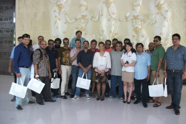 VITO organizes Familiarization trip for twenty one potential travel agents from Madhya Pradesh and Chattisgarh