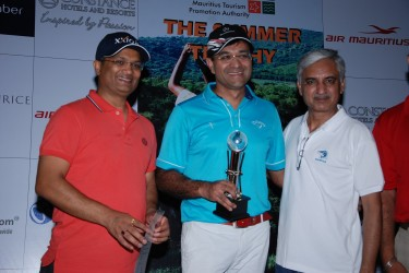 """Mauritius Tourism Promotion Authority sponsors """"The Summer Trophy"""""""