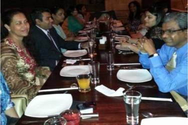 Grand Resort Bad Ragaz Hosts Networking Lunch in Mumbai