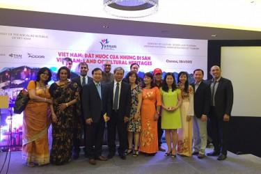 Vietnam Tourism roadshow in Hyderabad and Chennai
