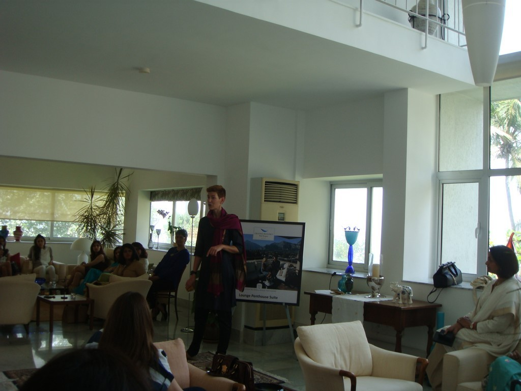 GRBR Ladies Luncheon at the Consul General of Switzerland residence